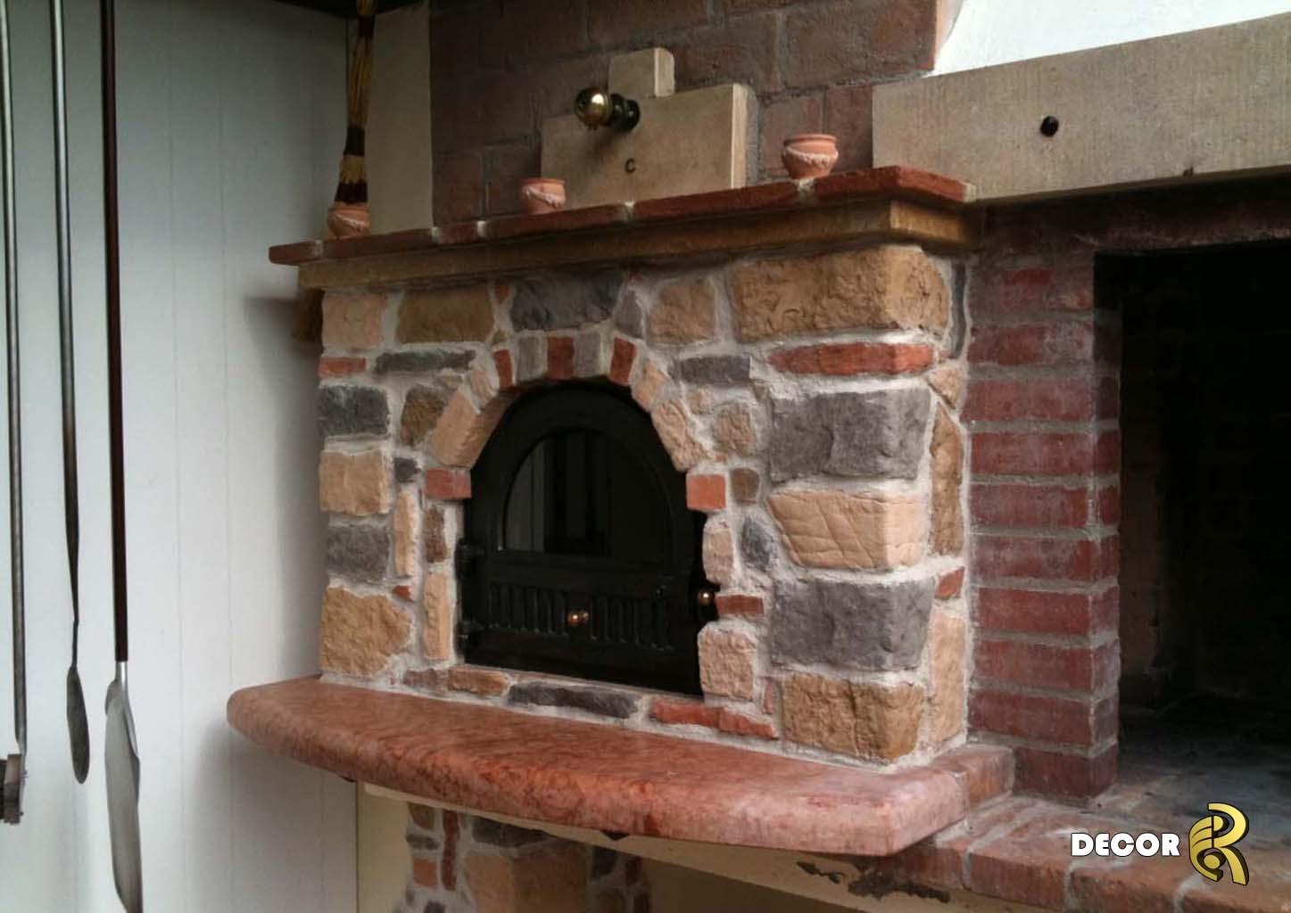 Pietra ricostruita pannelli leggeri decor lemanielarte - Pietra da rivestimento esterno ...