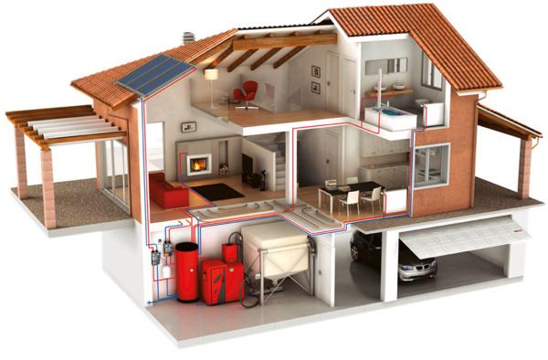 Abilitazione certificazione impianti riscaldamento canne for Certificazione impianti