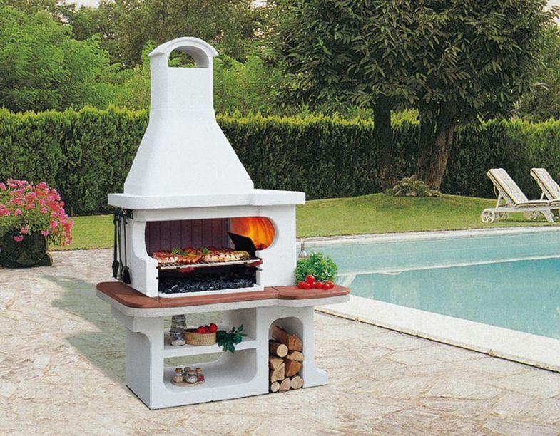 Barbecue forni - Caminetti da giardino ...