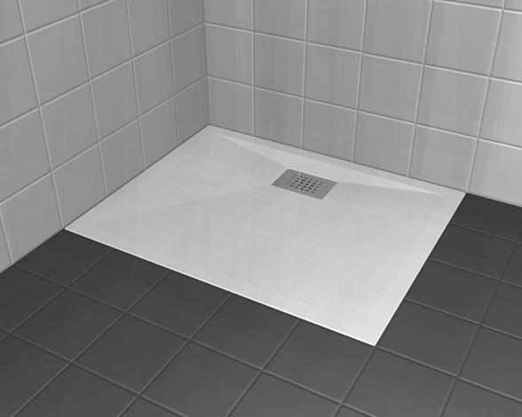 Piatti doccia resina acrilico grandform